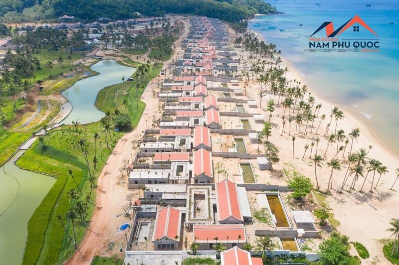 Cung đường bờ biển tỷ đô hiếm có của dự án biệt thự Park Hyatt Phú Quốc