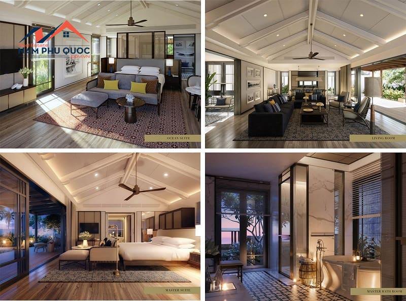 Giá bán biệt thự Park Hyatt Phú Quốc hướng đến tầng lớp siêu giàu