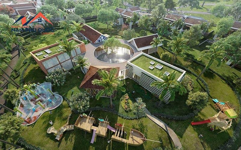 Kids Village – không gian đậm chất trẻ thơ tại biệt thự Park Hyatt Phú Quốc