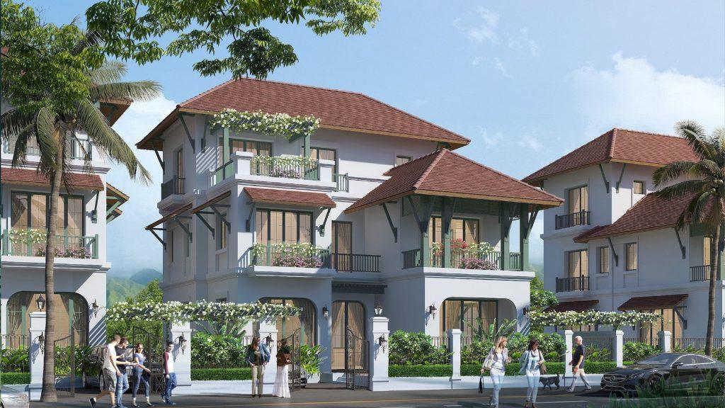 Biệt thự đơn lập Sun Tropical Village Nam Phú Quốc