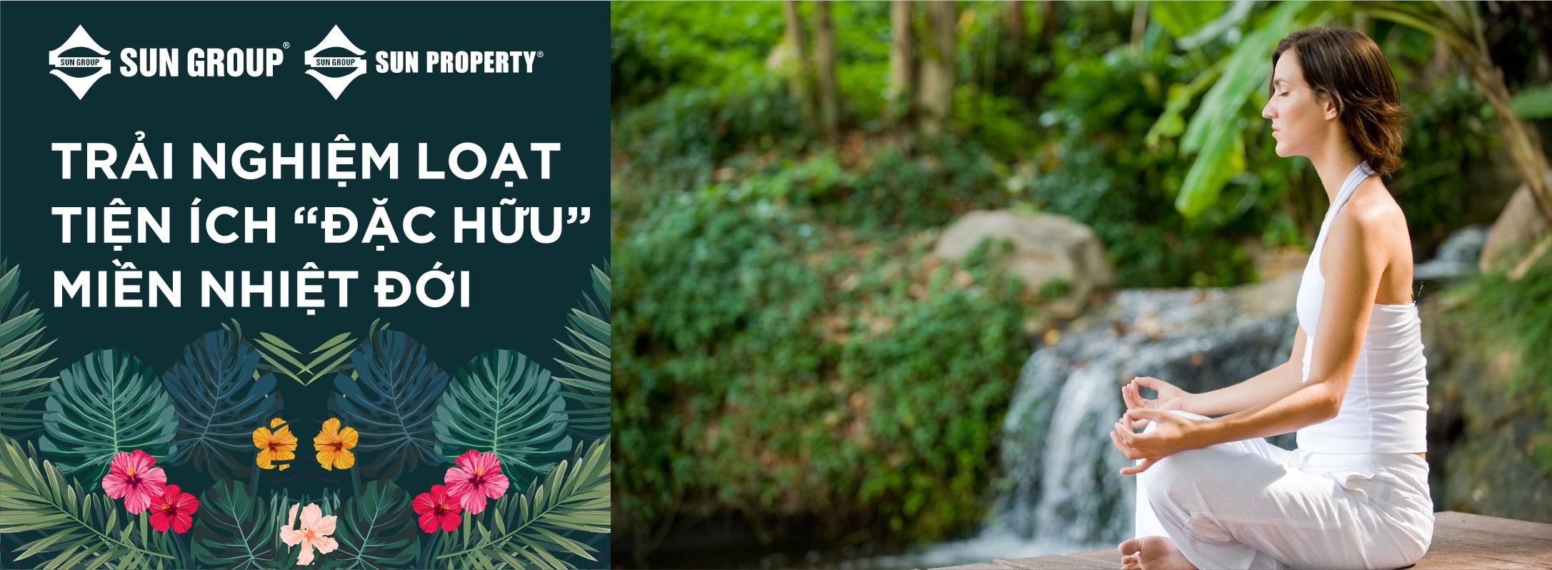 Tiện ích dự án Sun Tropical Village Nam Phú Quốc
