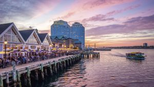 Thành phố biển Halifax